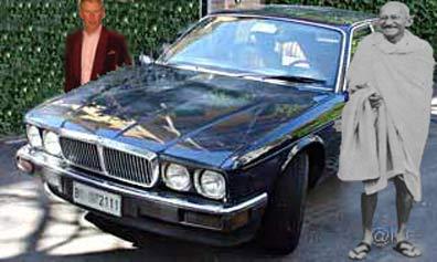 La Jaguar alla Tata