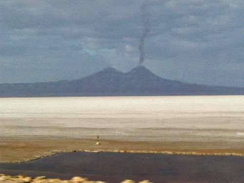 dopo l'eruzione